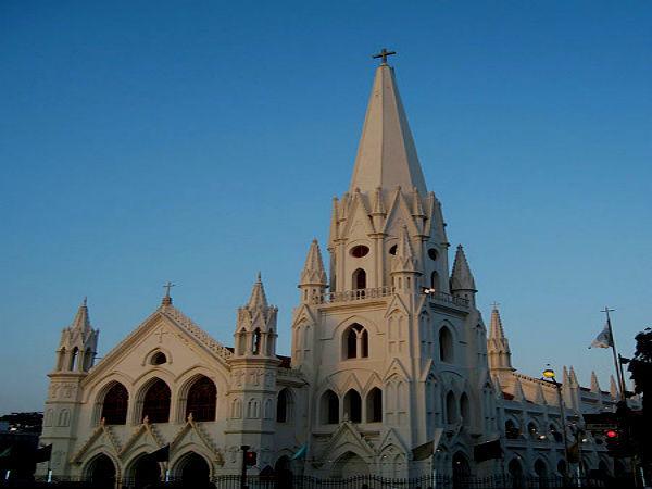Famous Churches Chennai