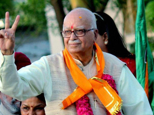 Lk Advani May Be Lok Sabha Speaker Or Lead Nac