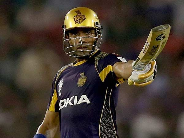Robin Uthappa Guides Kkr To 6 Wicket Win