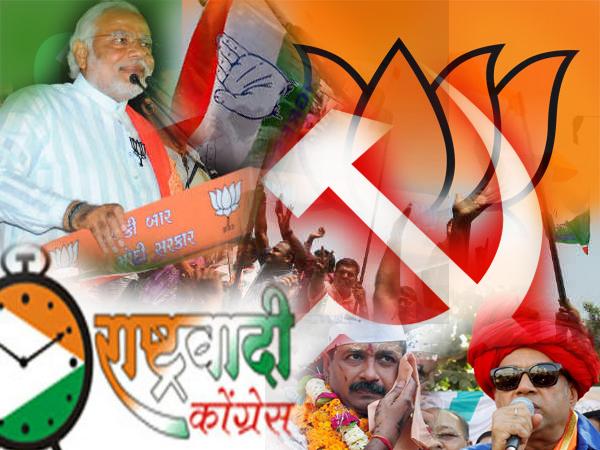 Live: ચૂંટણી મહાસંગ્રામમાં કયા રાજ્યમાં કઇ પાર્ટીને કેટલી બેઠકો