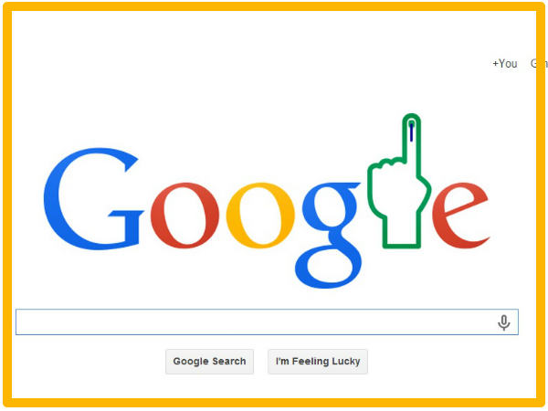 Google Doodle Salutes India On The Lok Sabha Elections Results Day Lse