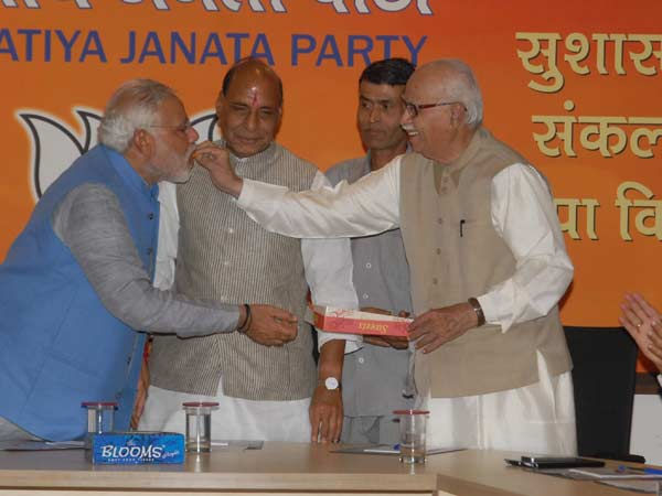 Bjp Parliamentary Party Meet On 20 May Elect Narendra Modi Lse