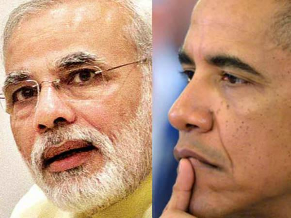 Barack Obama Invites Modi Visit Us Vows Work Closely With Him Lse