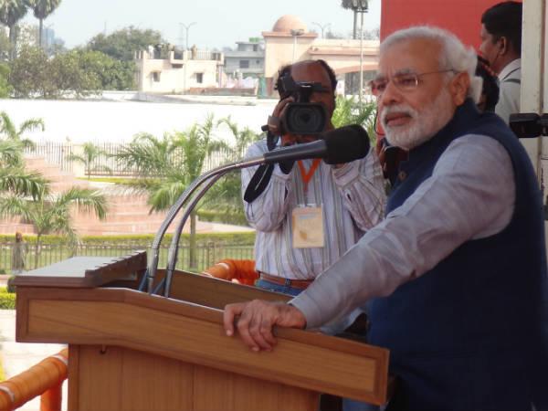 Would Modi Complete Certainty Of Baba Saheb Ambedkar Dreams Lse