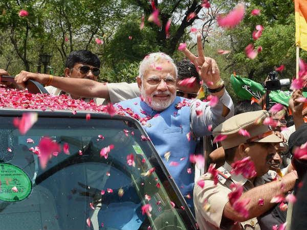 Modi Specially Thanks Driver Security Staff