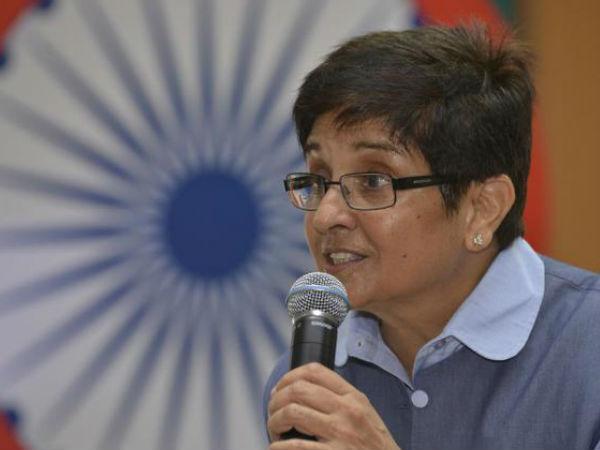 Vinod Kumar Binny Urges Aap Bjp Congress To Consider Kiran Bedi For Cm
