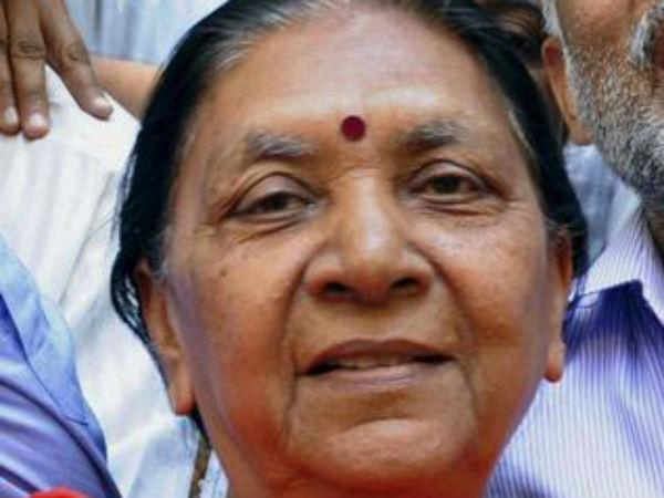 Complete Profile Of Possible Gujarat Cm Anandiben Patel