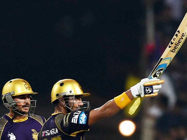 Kkr Beat Csk By 8 Wicket To Script Perfect Homecoming