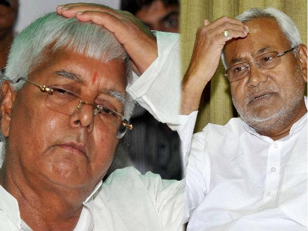 Rjd Will Support Jd U Government In Bihar