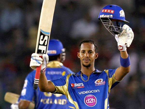 Simmons Smashes Ipl 7 S First Ton As Mi Notch Big Win