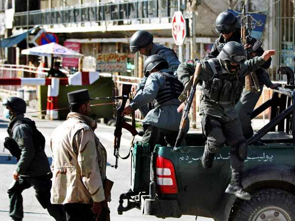 Gunmen Attack Indian Consulate In Afghanistan