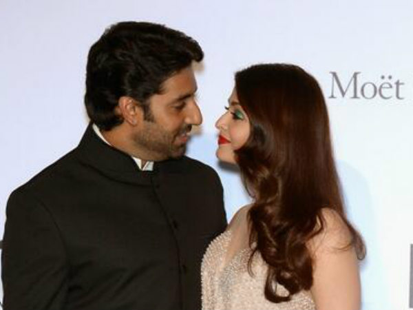 Abhishek Drawn Aishwarya Arrived Cannes