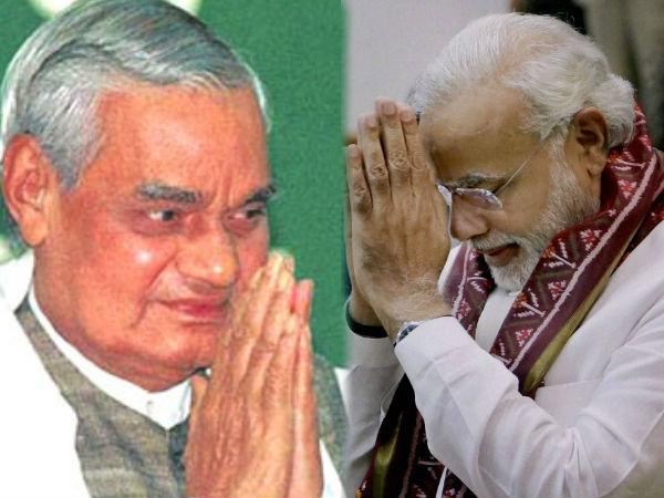 Pm Modi May Have Do With Land Law What Vajpayee Did With Pota