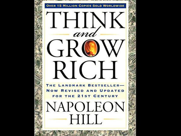4. Think and Grow Rich