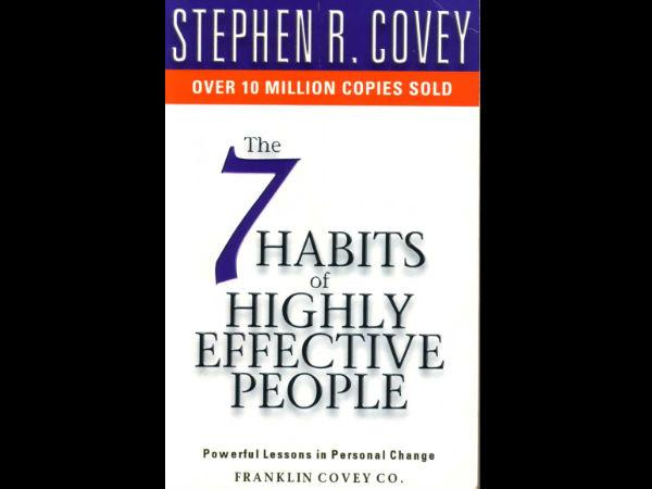 7. The 7 Habits of Highly Effective People