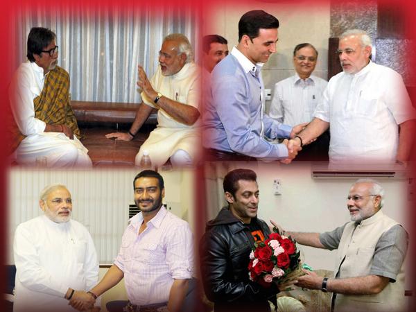 Bollywood Celebrites Who Can Join Modi Sarkar Lse