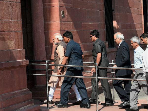 Narendra Modi Walks The Talk On Black Money Sit