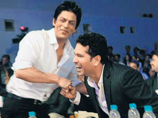 Tendulkar Shahrukh Khan Among 100 Most Obsessed Over People On Web Time Magazine