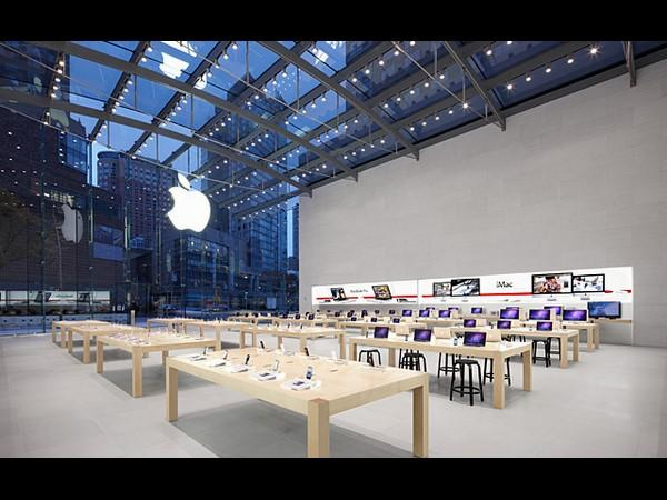 The 10 Most Beautiful Apple Stores The World
