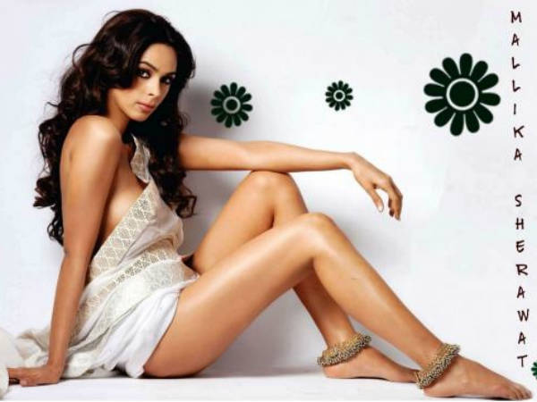 Will Mallika Sherawat S Dirty Politics Poster Create Controversy