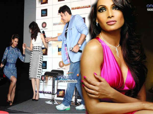 Bipasha Unhappy With Sajid Ingouring Humshakals Promotions