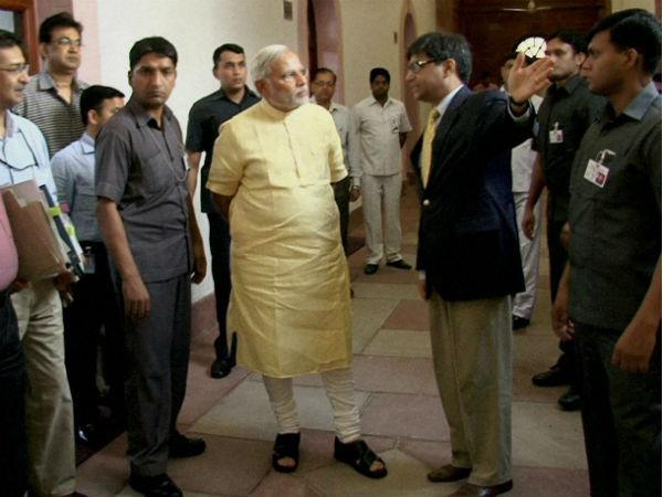 Pm Narendra Modi To Meet Council Of Ministers Today
