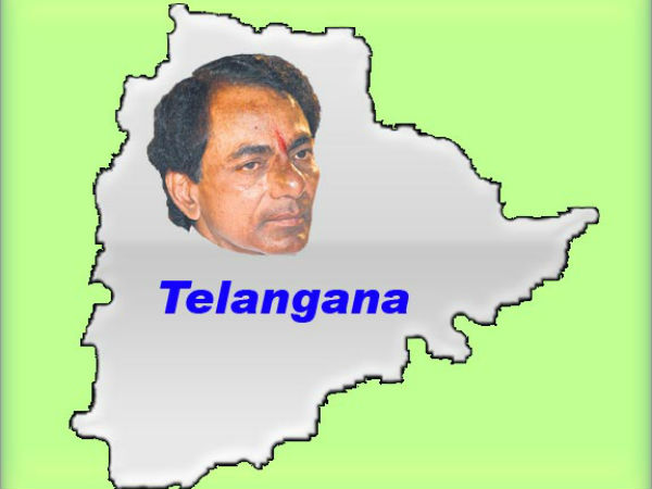 Telangana Becomes India S 29th State Chandrashekhar Rao Is First Cm