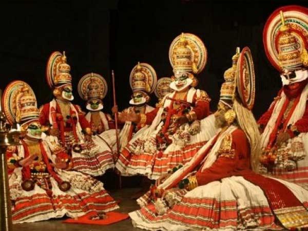 Kottarakkara Tourism The Cradle Kathakali