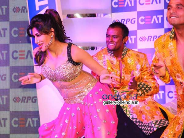 Chitrangada Singh Performs At Ceat Cricket Rating Awards