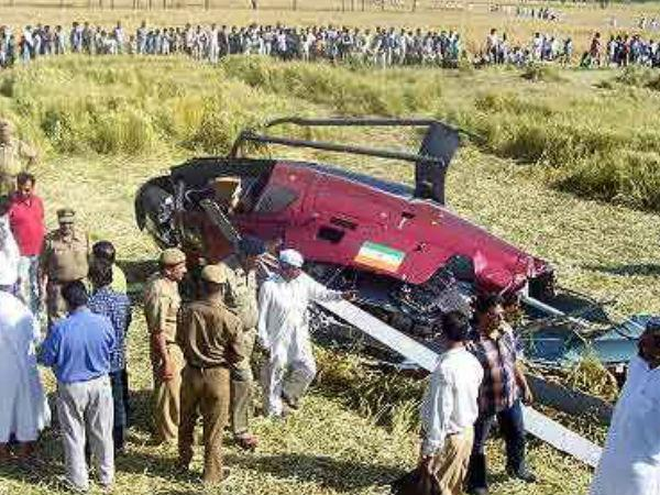 List Of Indian Politicians Who Died In Tragic Accidents