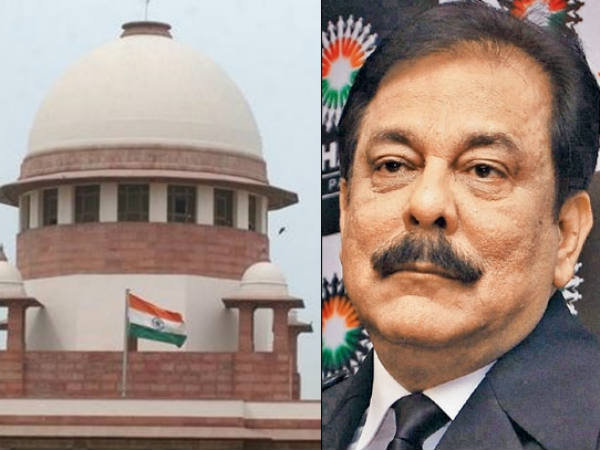 Subrata Roy Did Not Get Relief From The Supreme Court Will Remain In Jail