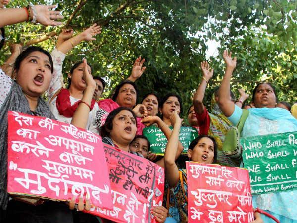 Samajwadi Party Leaders Blame Media As Rapes Continue Uttar Pradesh