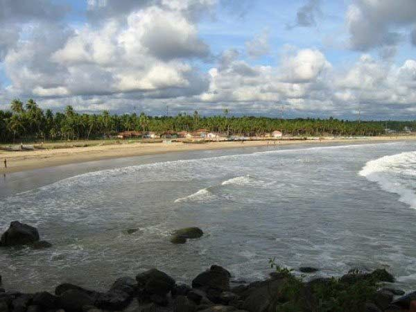Bekal Tourism Peaceful Vacation The Placid Waters