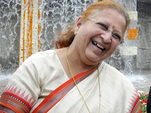 Sumitra Mahajan Became Lok Sabha Speaker Know About Her Life