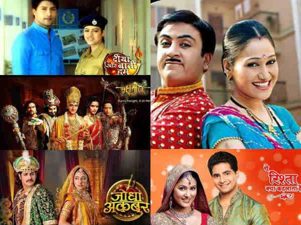 Top Tv Shows Mahabharat Jodha Akbar Comedy Nights With Kapil