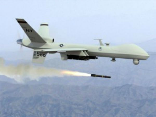 Militants Killed In Two America Drone Strikes In Pakistan