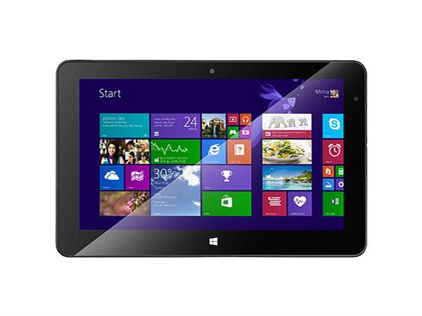 Xolo Win Windows 8 1 Tablet Now Available Rs 19