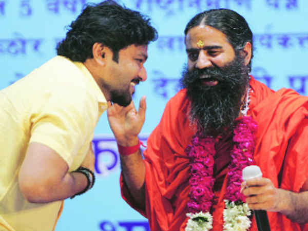 Babul Supriyo Got Bjp Ticket Blackmailing Baba Ramdev