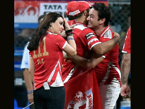 Preity Zinta Molestation Case Police Record Statement 2 Pers
