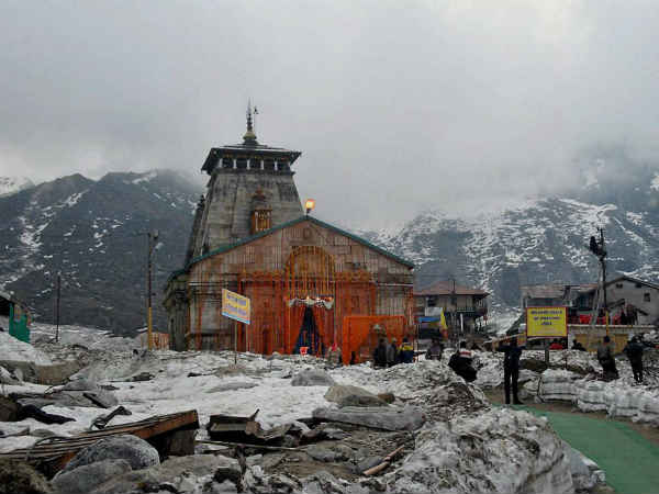 Read Interesting Facts About Kedarnath Shrine