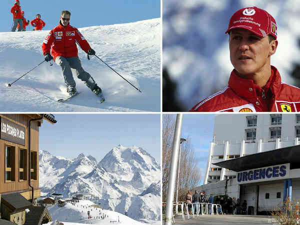 Formula1 World Champion Michael Schumacher Out Of Coma Has Left Hospital