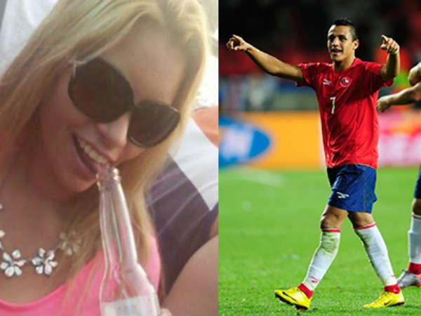 Fifa After Chile Victory Porn Actress Enjoyed 12 Hours Physical Relations With Strang