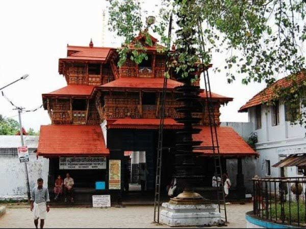 Chottanikkara Tourism Blessed Gods Blessed With Temples