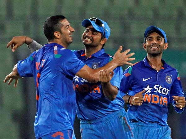 Binny S Record Six Wickets Give India Series Victory