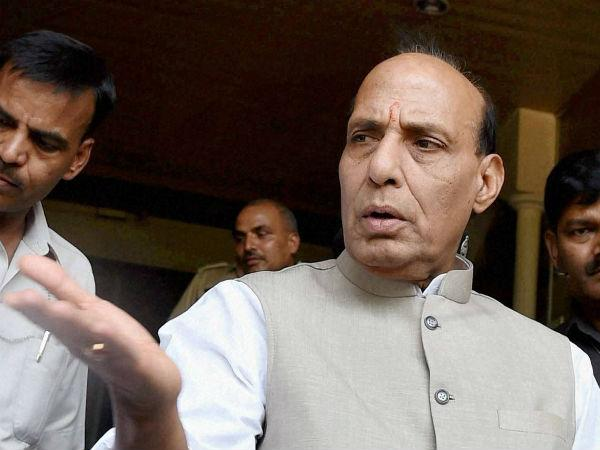 Home Minister Rajnath Singh Rejects Mercy Petitions Of 5 Death Row Convicts