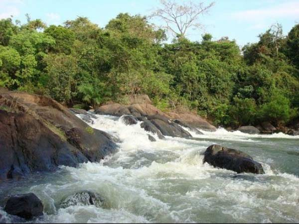 Punalur Tourism Tale Two States