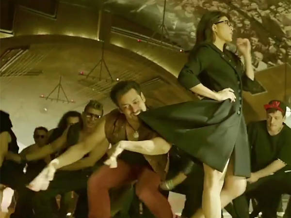 Salman Khan Launched Kick Movie Song Jumme Ki Raat
