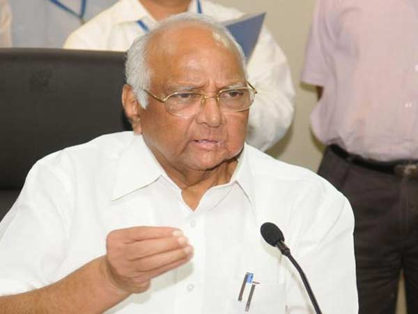 Sharad Pawars Party Ncp Denies Merger With Congress