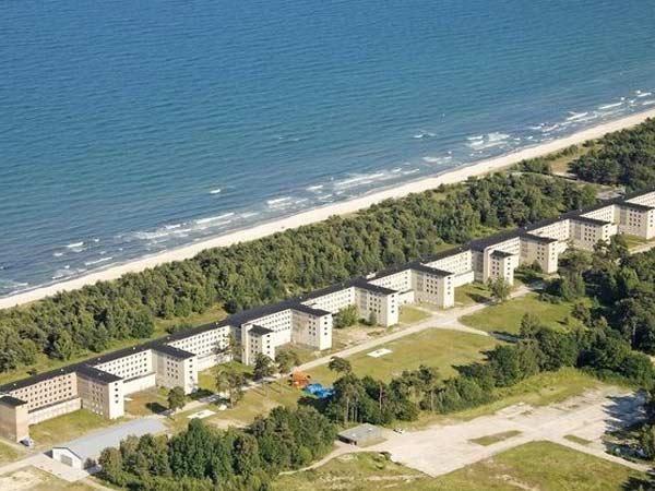Prora Beach Resort Has Never Had Single Guest