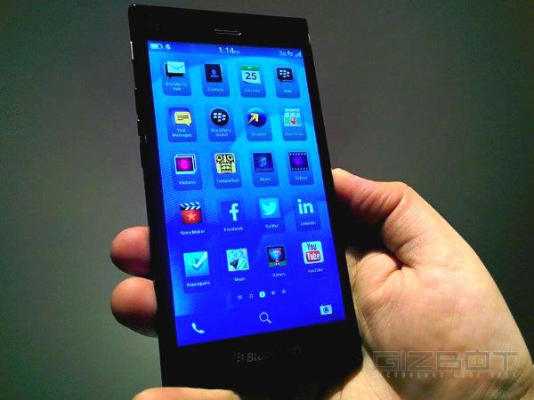 Blackberry Z3 Launched India Rs 15